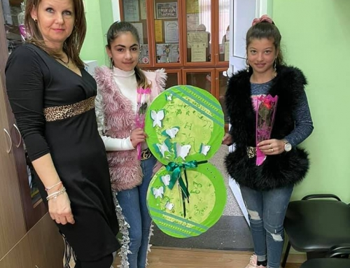 8-ми Март – Международен ден на жената